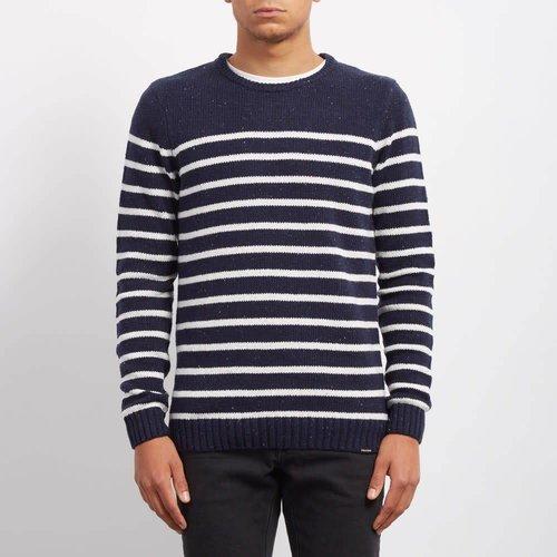 Volcom Volcom Heren Edmonder Navy Sweater