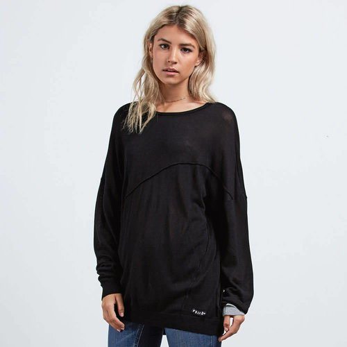 Volcom Volcom Dames Simply Stone Long Sleeve