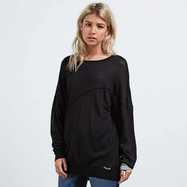 Volcom Dames Simply Stone Long Sleeve