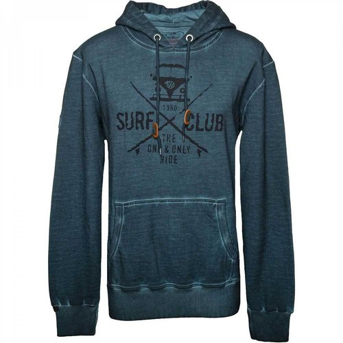 Van One Van One Heren Surf Club Used Hoodie