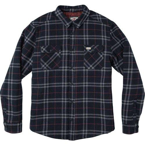 RVCA RVCA Heren AR Plaid Long Sleeve Shirt