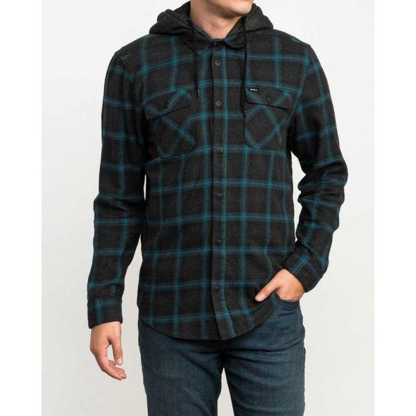 RVCA Heren Good Hombre Long Sleeve Shirt