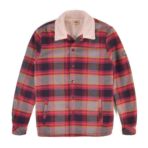 Lightning Bolt Lightning Bolt Heren Yosemite Flannel Shirt Jacket