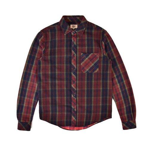 Lightning Bolt Lightning Bolt Heren Alamo Flannel Shirt