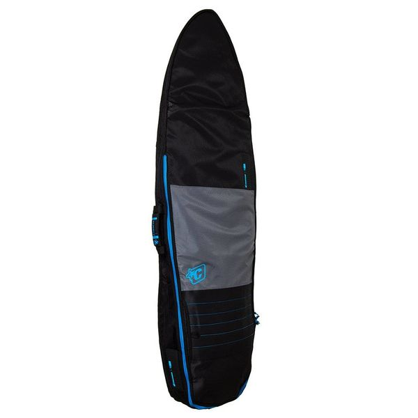 Creatures Fish Day Use Boardbag Charcoal/Cyan