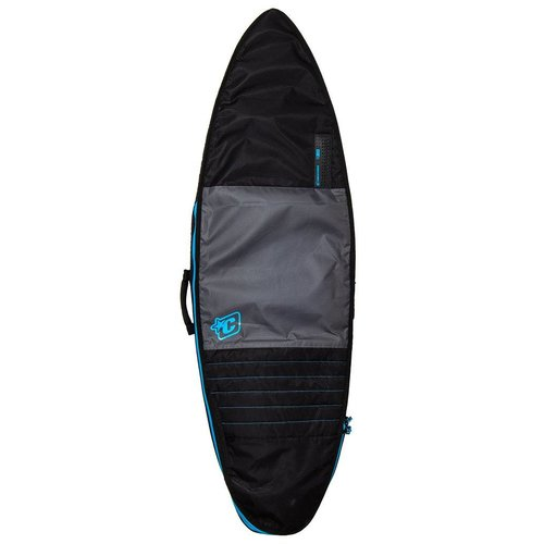 Creatures of Leisure Creatures Shortboard Day Use Boardbag Charcoal/Cyan