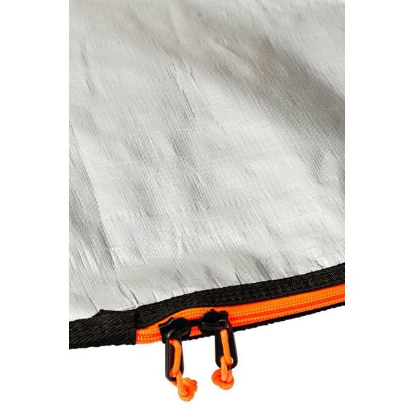 Creatures Day Use Longboard Boardbag Charcoal/Cyan