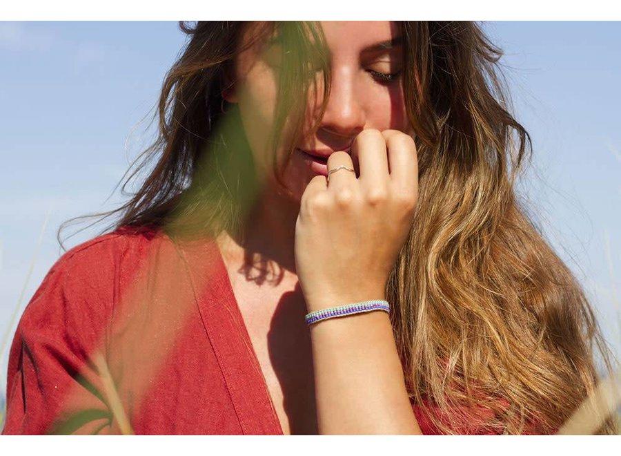 At Aloha Nele Armband Blue