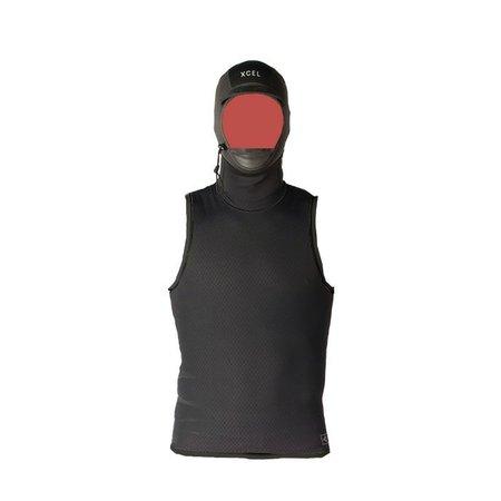 Xcel Xcel Celliant Smart Fiber Drylock Hooded Vest