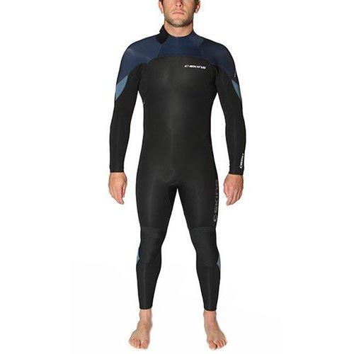 C-Skins C-Skins ReWired 5/4 Heren Blauw Winter Wetsuit