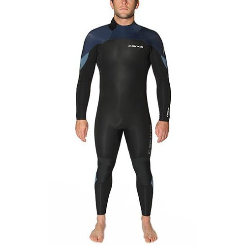 C-Skins C-Skins ReWired 5/4 Heren Winter Wetsuit Blauw