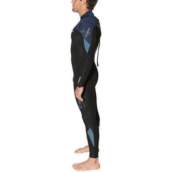 C-Skins ReWired 5/4 Heren Winter Wetsuit Blauw
