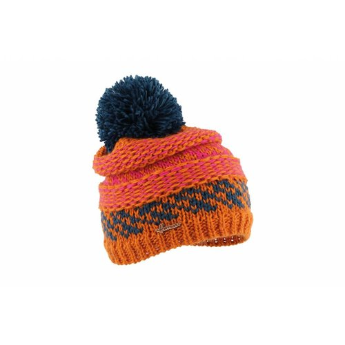 Herman Headwear Herman Justin Oranje Multi Muts