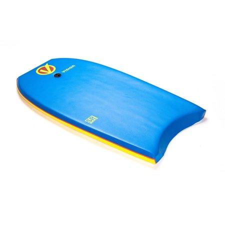 Vision Vision SR V-core Royal Blue/Yellow Bodyboard 45''
