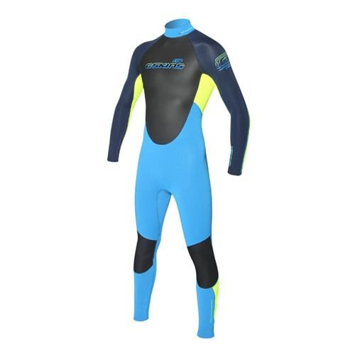 C-Skins C-Skins Element 3/2 Peuter Wetsuit Cyan/Yellow/Navy