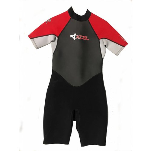 Xcel Xcel GCS 2mm Kinder Wetsuit Shorty Rood