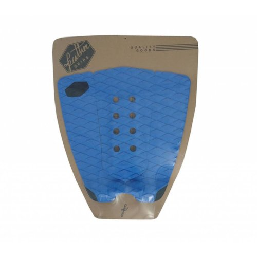Feather Fins Feather Fins Tailpad Blue
