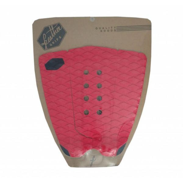 Feather Fins Tailpad Red