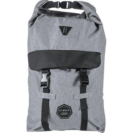 Vissla Vissla Surfer Elite Light Grey Heather Bag