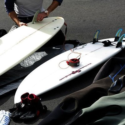 Surfboard Accessories