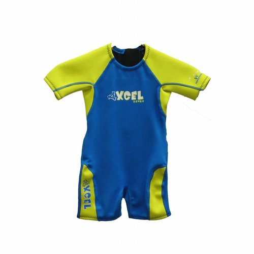 Xcel Xcel Toddlers 1mm SS Kids Shorty Wetsuit
