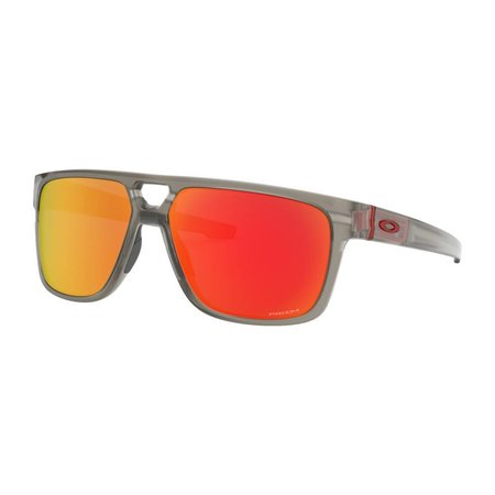 Oakley Oakley Crossrange Patch Matte Grey Ink Prizm Ruby Zonnebril