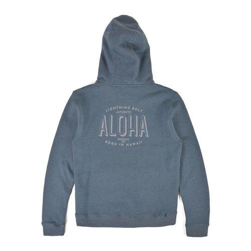 Lightning Bolt Lightning Bolt Dames Aloha Fleece Hoodie