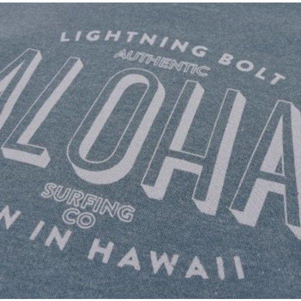 Lightning Bolt Dames Aloha Fleece Hoodie