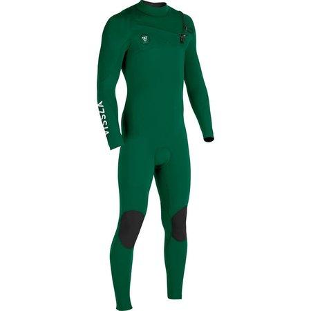 Vissla Vissla 7 Seas 3/2 Kids Summer Wetsuit Evergreen