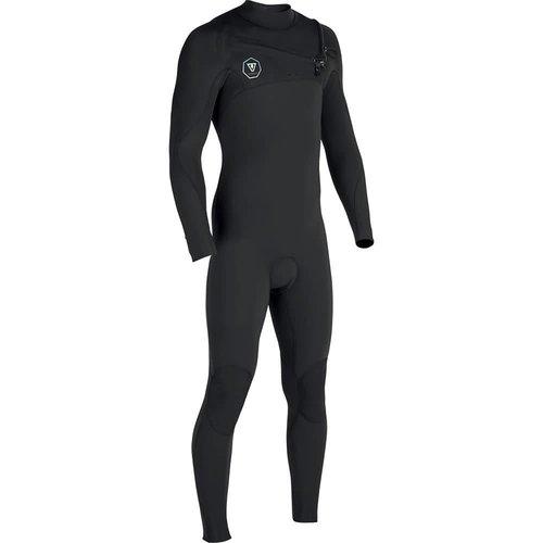 Vissla Vissla 7 Seas 3/2 Heren Zomer Wetsuit Black/Jade