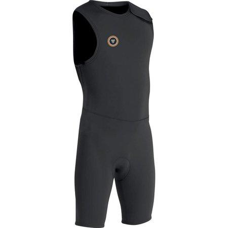 Vissla Vissla 7 Seas 2/2 Heren Short John Zomer Wetsuit Black