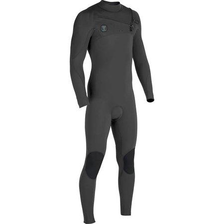 Vissla Vissla 7 Seas 4/3 Heren Wetsuit Charcoal