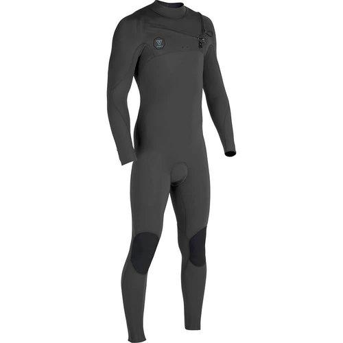 Vissla Vissla 7 Seas 4/3 Heren Zomer Wetsuit Charcoal