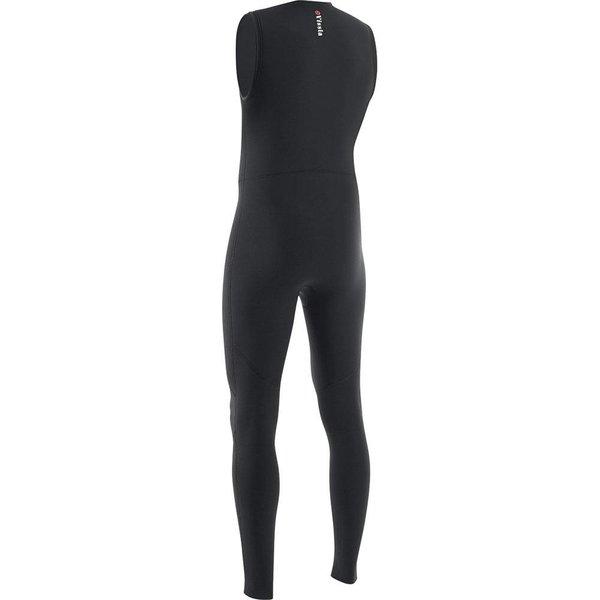 Vissla 7 Seas 2/2 Heren Long John Wetsuit Black