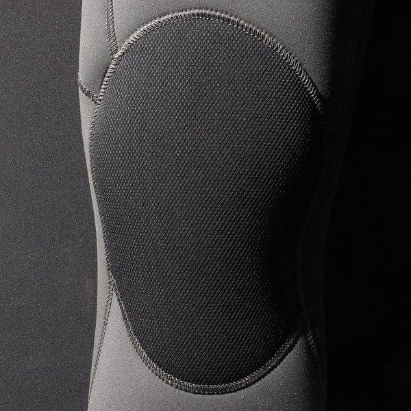 Vissla 7 Seas 4/3 Heren Wetsuit Charcoal