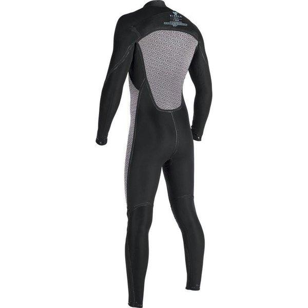 Vissla 7 Seas 3/2 Men's Wetsuit Black / Jade