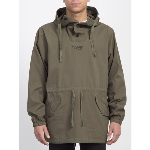 Volcom Volcom Men's Dagwood Anorak Military Jacket