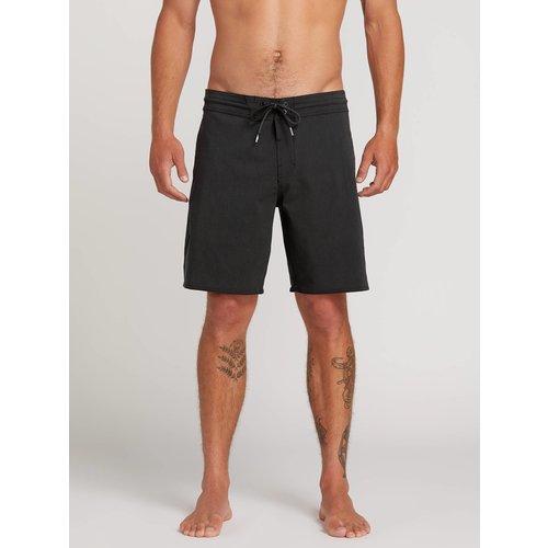 Volcom Volcom Heren Solid Stoneys Boardshorts Black