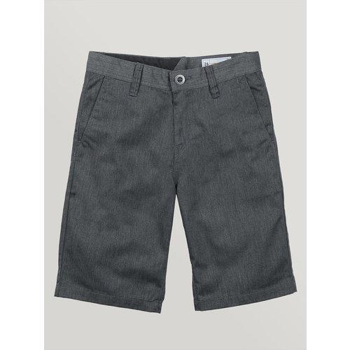 Volcom Volcom Kinder Frickin Chino Shorts Charcoal Heather