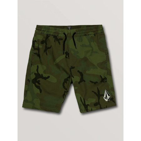 Volcom Volcom Kinder Deadly Stones Shorts Camouflage