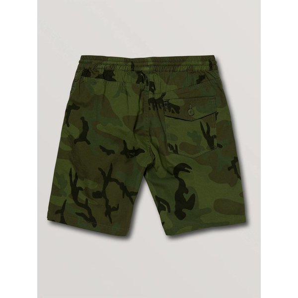 Volcom Kinder Deadly Stones Shorts Camouflage