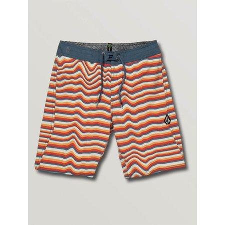 Volcom Volcom Kinder Aura Boardshorts Yellow/Orange