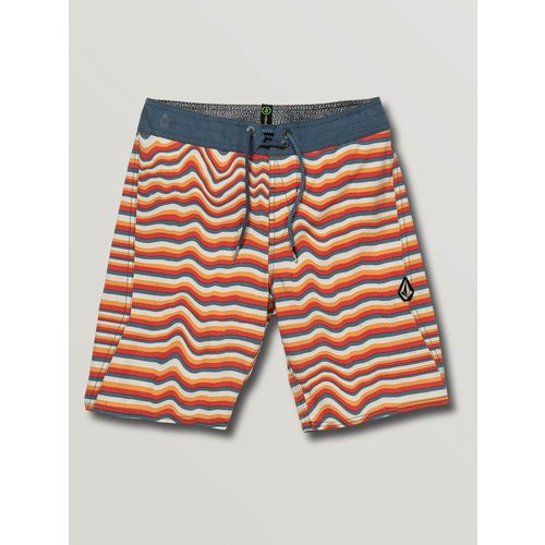 Volcom Volcom Kinder Aura Boardshorts Yellow/Orange