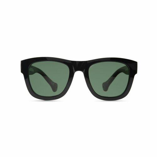 Parafina Parafina Cayuco Widow Black Sunglasses