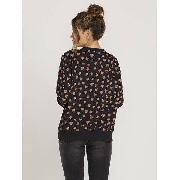 Volcom Dames Sound Check Sweater Black