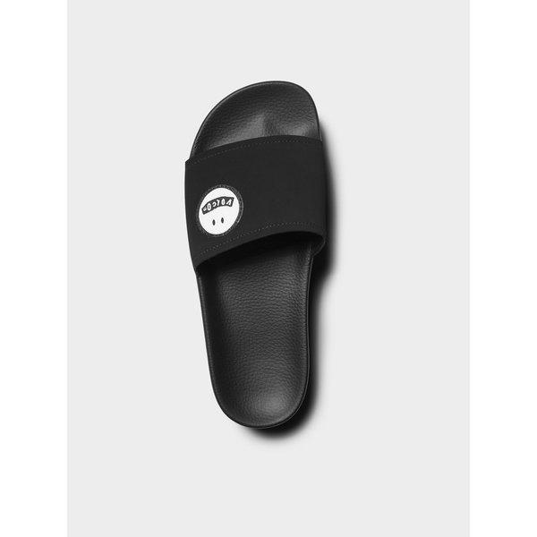 Volcom Dames Dont Trip WOS Slides Slippers Black