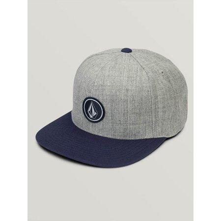 Volcom Volcom Quarter Twill Hat Medium Grey