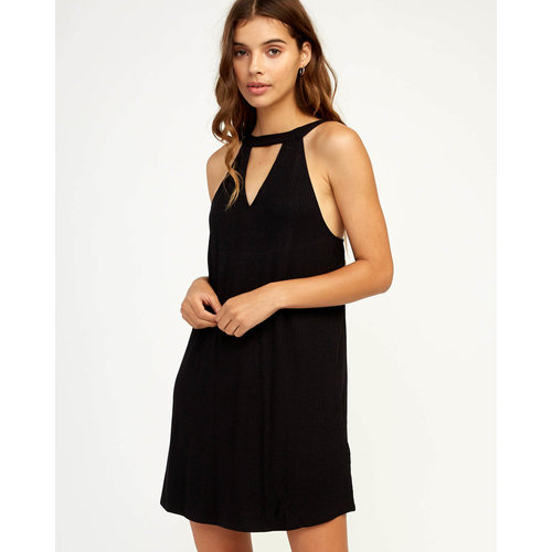 RVCA RVCA Women's Brandy Knit Dress Black