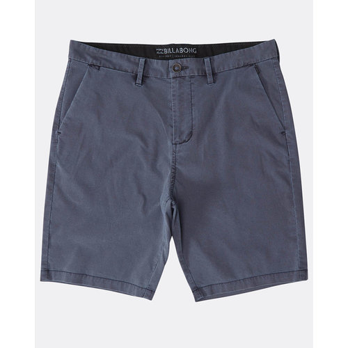 Billabong Billabong Heren New Order X Overdye Submersibles Shorts Indigo