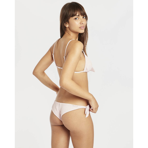 Billabong Dames Sweet Sands Tanga Bikini Bottom Pink Sands
